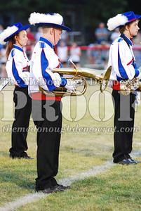 BPCA Homecoming Game Band,Cheerleaders,Court 09-21-07 010