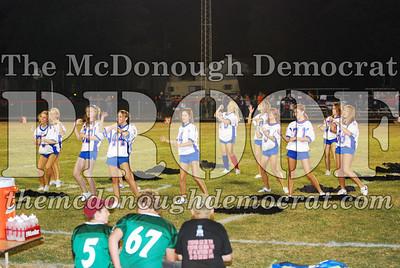 BPCA Homecoming Game Band,Cheerleaders,Court 09-21-07 041