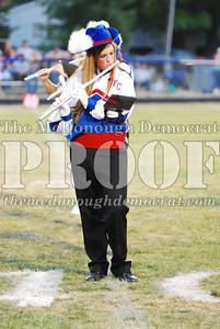 BPCA Homecoming Game Band,Cheerleaders,Court 09-21-07 008