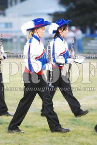 BPCA Homecoming Game Band,Cheerleaders,Court 09-21-07 015