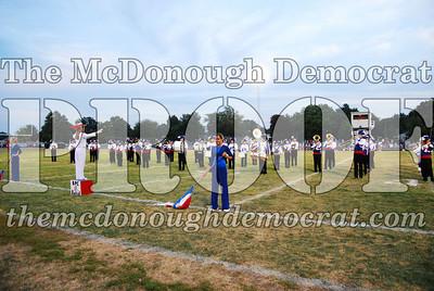 BPCA Homecoming Game Band,Cheerleaders,Court 09-21-07 003