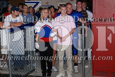 BPCA Homecoming Game Band,Cheerleaders,Court 09-21-07 026