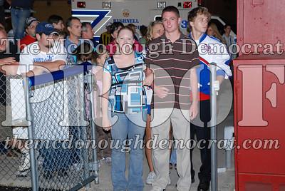 BPCA Homecoming Game Band,Cheerleaders,Court 09-21-07 028