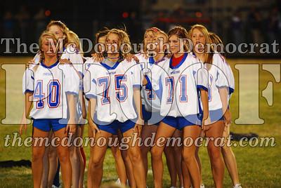 BPCA Homecoming Game Band,Cheerleaders,Court 09-21-07 043