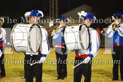 BPCA Homecoming Game Band,Cheerleaders,Court 09-21-07 037