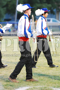 BPCA Homecoming Game Band,Cheerleaders,Court 09-21-07 011