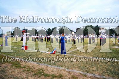BPCA Homecoming Game Band,Cheerleaders,Court 09-21-07 005