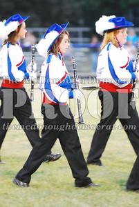 BPCA Homecoming Game Band,Cheerleaders,Court 09-21-07 017