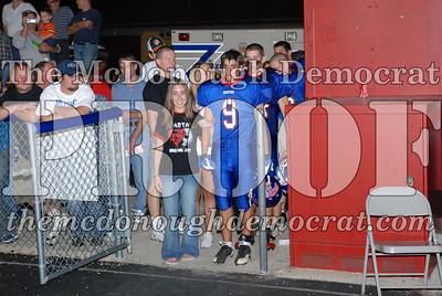 BPCA Homecoming Game Band,Cheerleaders,Court 09-21-07 021