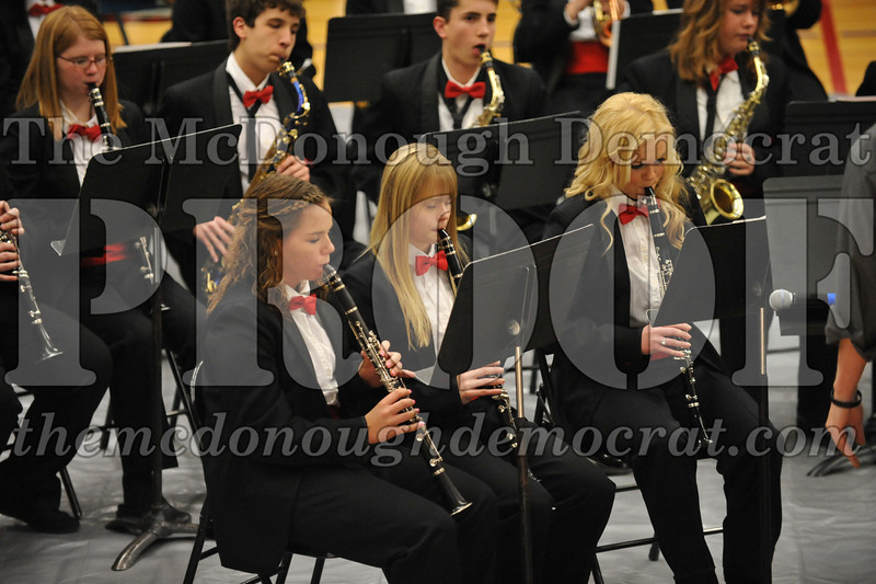 HS Band Winter Concert 12-13-09 036
