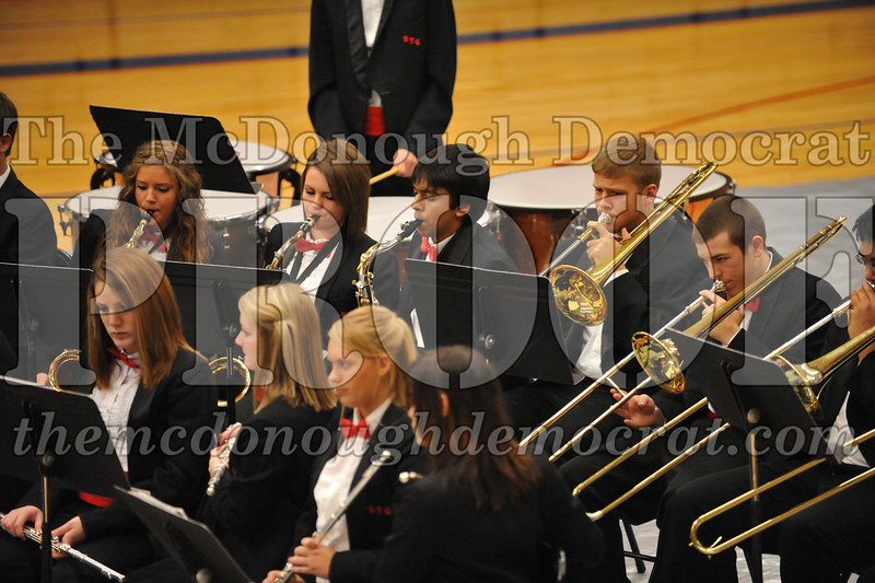 HS Band Winter Concert 12-13-09 051