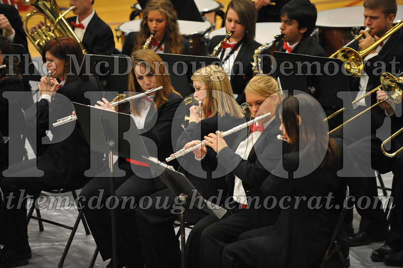 HS Band Winter Concert 12-13-09 044