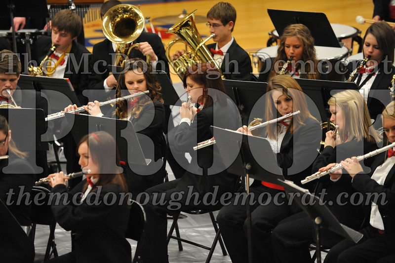 HS Band Winter Concert 12-13-09 042