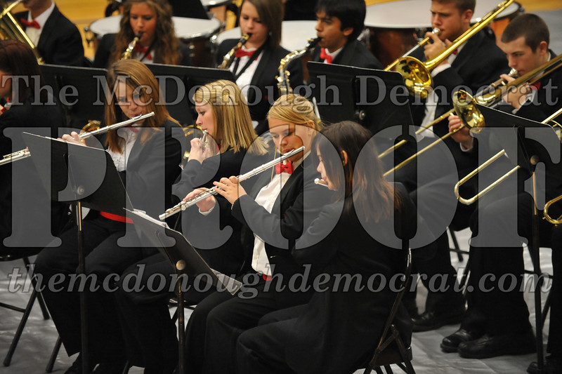 HS Band Winter Concert 12-13-09 045