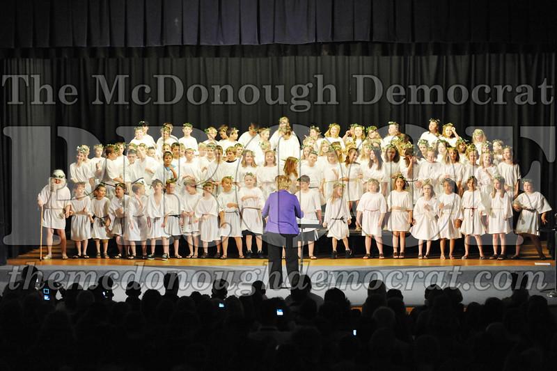 2nd & 3rd gr Chorus Spring Music Program 03-29-11 008