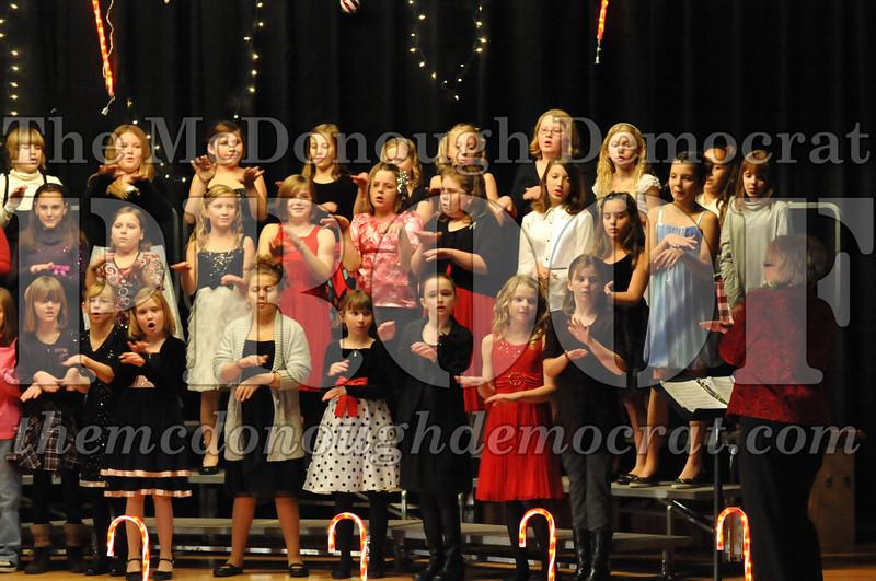 Elem 4th & 5th gr Christmas Choral Concert 12-14-10 053