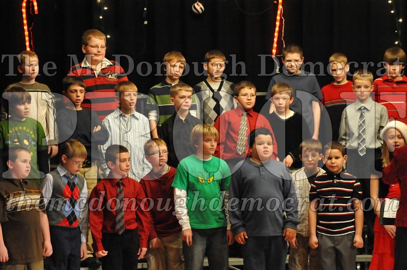 Elem 4th & 5th gr Christmas Choral Concert 12-14-10 069
