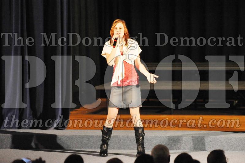 HS Chorus Variety Show 10-13-10 056