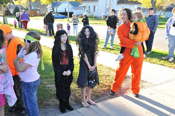 Halloween Parade at BPC Elementary 10-27-10 003