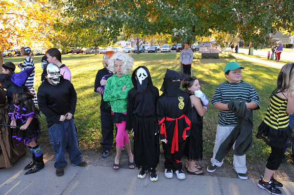 Halloween Parade at BPC Elementary 10-27-10 007