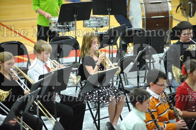 BPC JH-HS Band Christmas Program 12-19-10 041