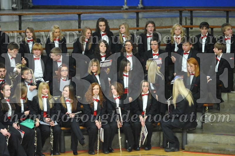 BPC JH-HS Band Christmas Program 12-19-10 009