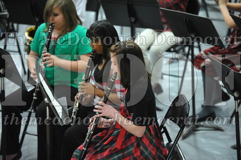 BPC JH-HS Band Christmas Program 12-19-10 032