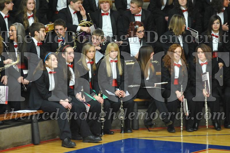 BPC JH-HS Band Christmas Program 12-19-10 005