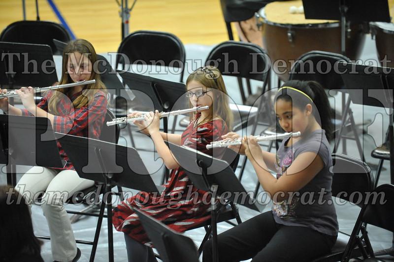 BPC JH-HS Band Christmas Program 12-19-10 022