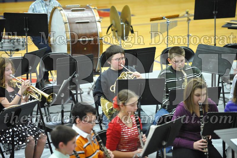 BPC JH-HS Band Christmas Program 12-19-10 040