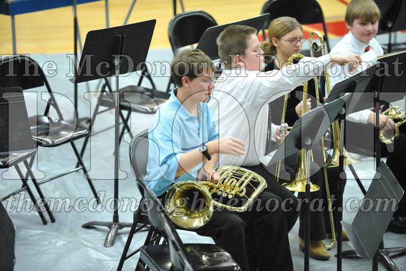 BPC JH-HS Band Christmas Program 12-19-10 049