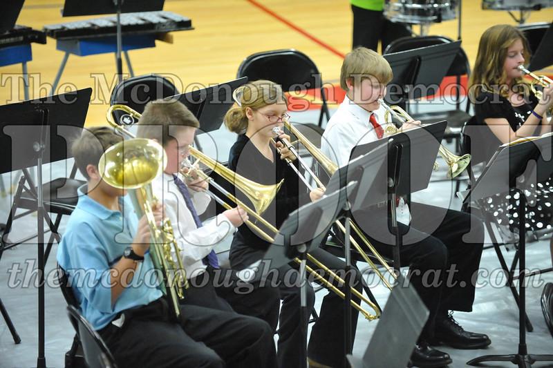 BPC JH-HS Band Christmas Program 12-19-10 047