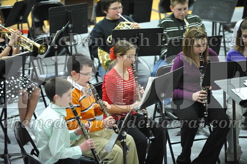 BPC JH-HS Band Christmas Program 12-19-10 039