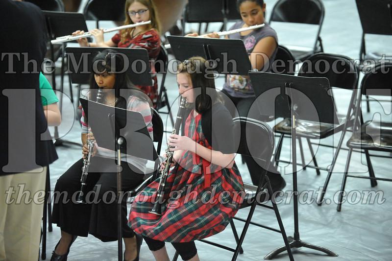 BPC JH-HS Band Christmas Program 12-19-10 045