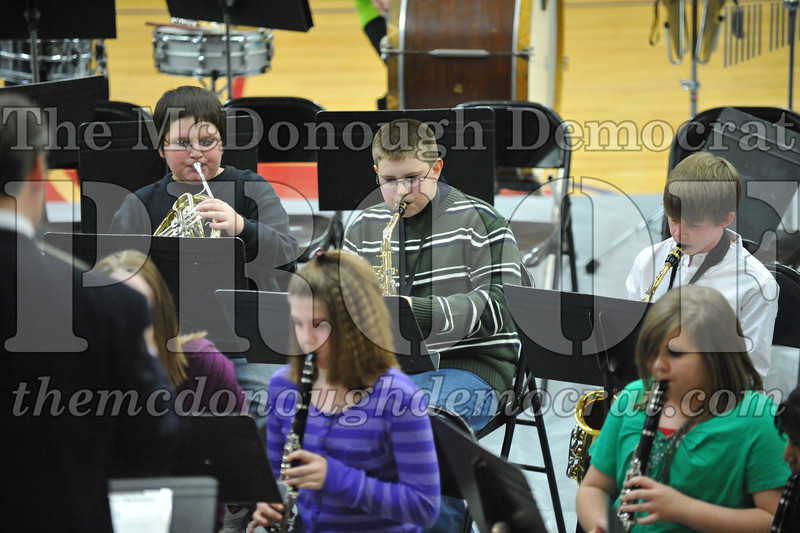 BPC JH-HS Band Christmas Program 12-19-10 019