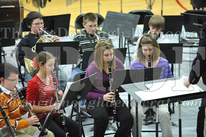 BPC JH-HS Band Christmas Program 12-19-10 038