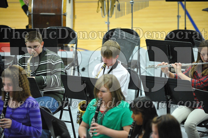 BPC JH-HS Band Christmas Program 12-19-10 020