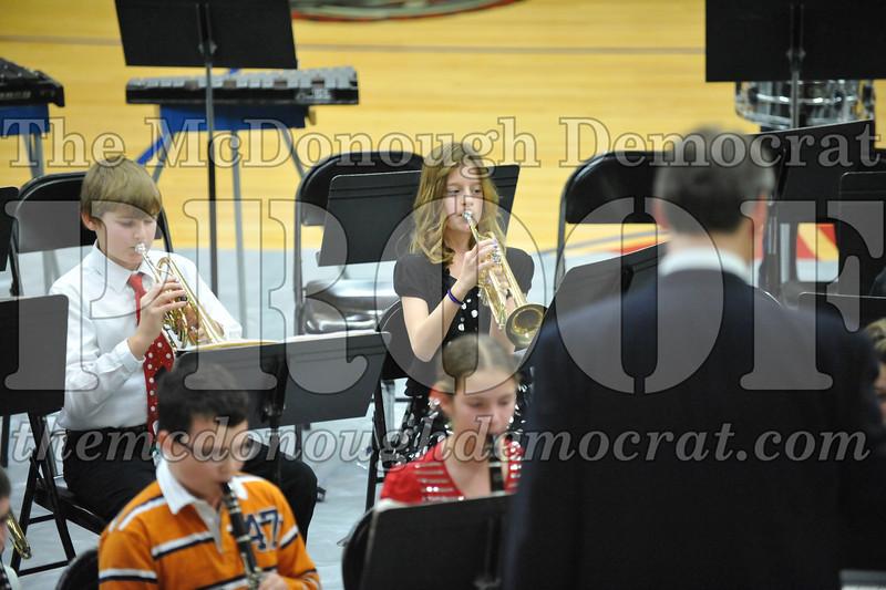 BPC JH-HS Band Christmas Program 12-19-10 017