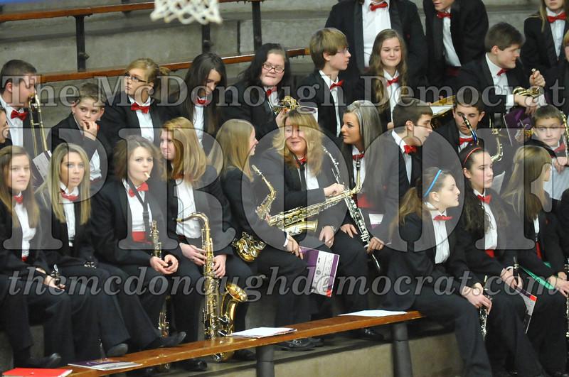 BPC JH-HS Band Christmas Program 12-19-10 007