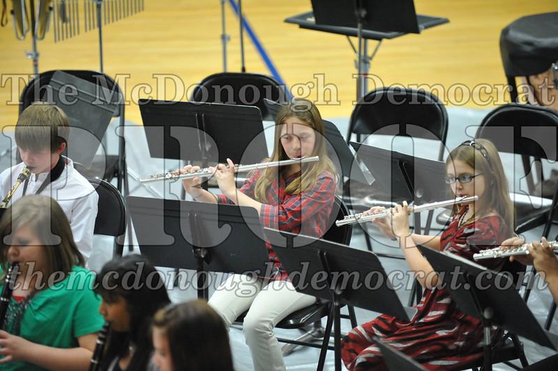 BPC JH-HS Band Christmas Program 12-19-10 021