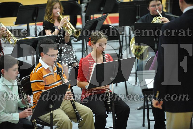 BPC JH-HS Band Christmas Program 12-19-10 036