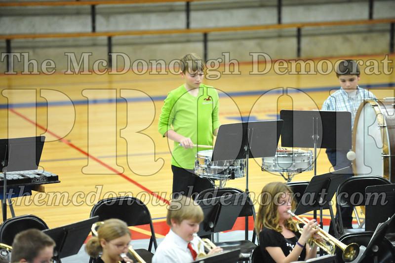 BPC JH-HS Band Christmas Program 12-19-10 048