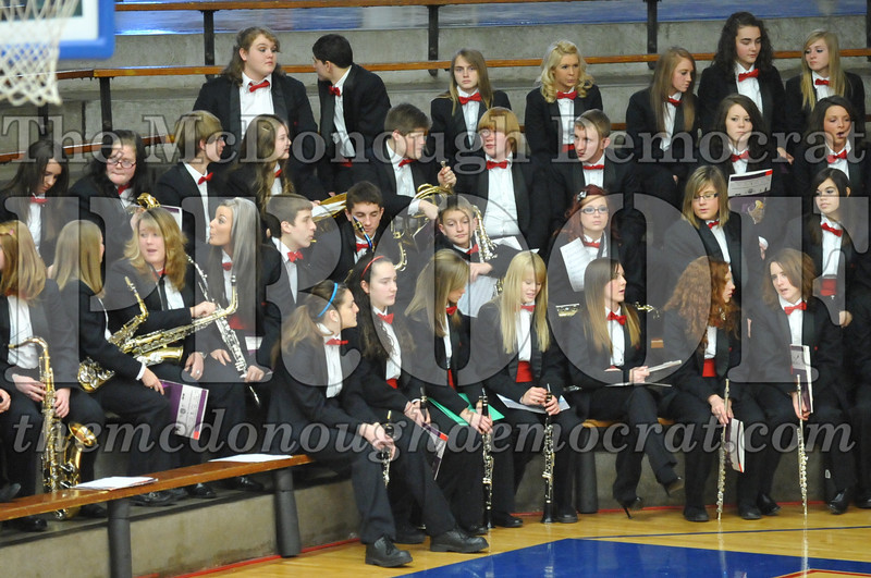 BPC JH-HS Band Christmas Program 12-19-10 008