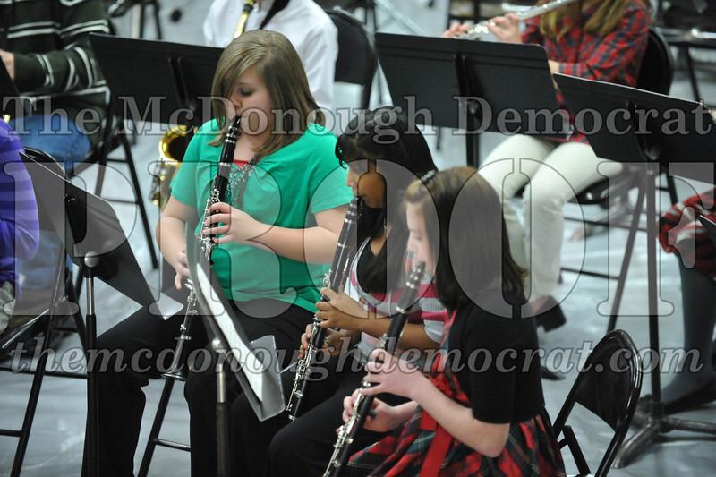 BPC JH-HS Band Christmas Program 12-19-10 031