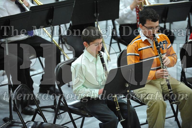 BPC JH-HS Band Christmas Program 12-19-10 027