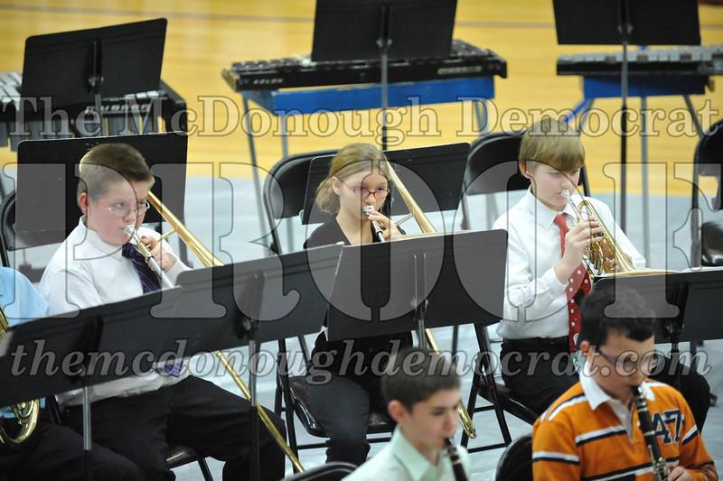 BPC JH-HS Band Christmas Program 12-19-10 015