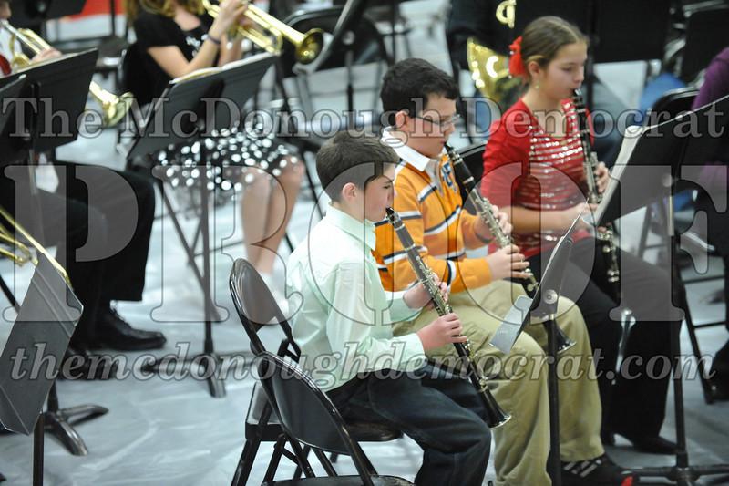 BPC JH-HS Band Christmas Program 12-19-10 043