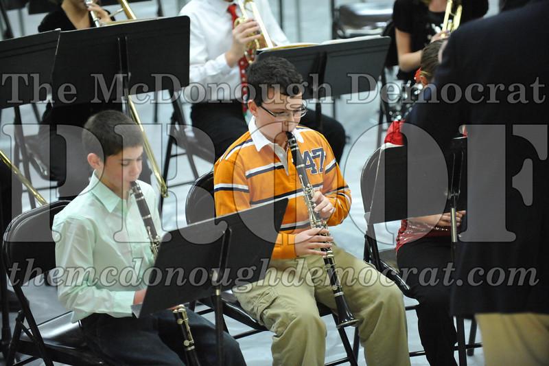 BPC JH-HS Band Christmas Program 12-19-10 028