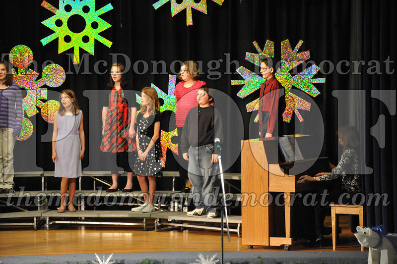 BPC JH-HS Christmas Choral Program 12-19-10 005