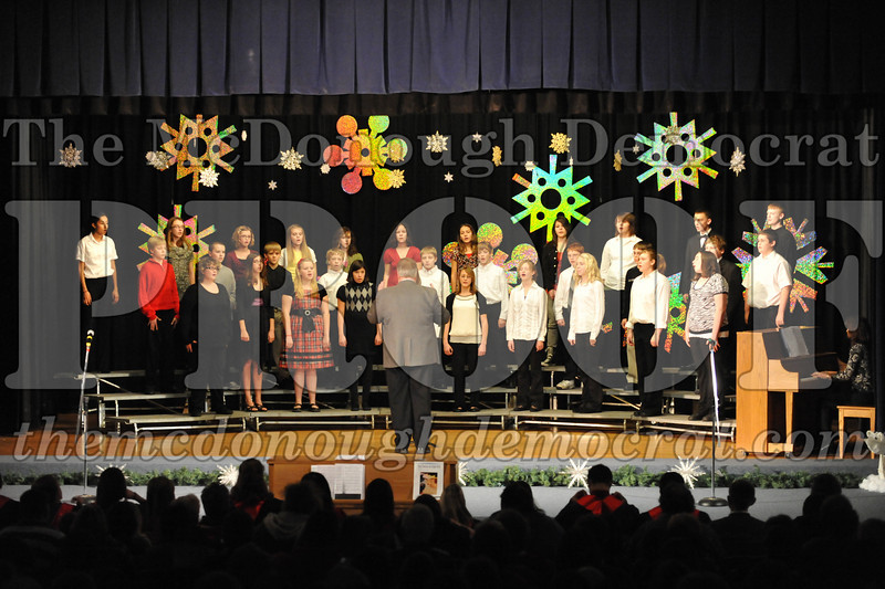 BPC JH-HS Christmas Choral Program 12-19-10 033
